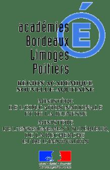 Académie - Bordeaux Limoges Poitiers