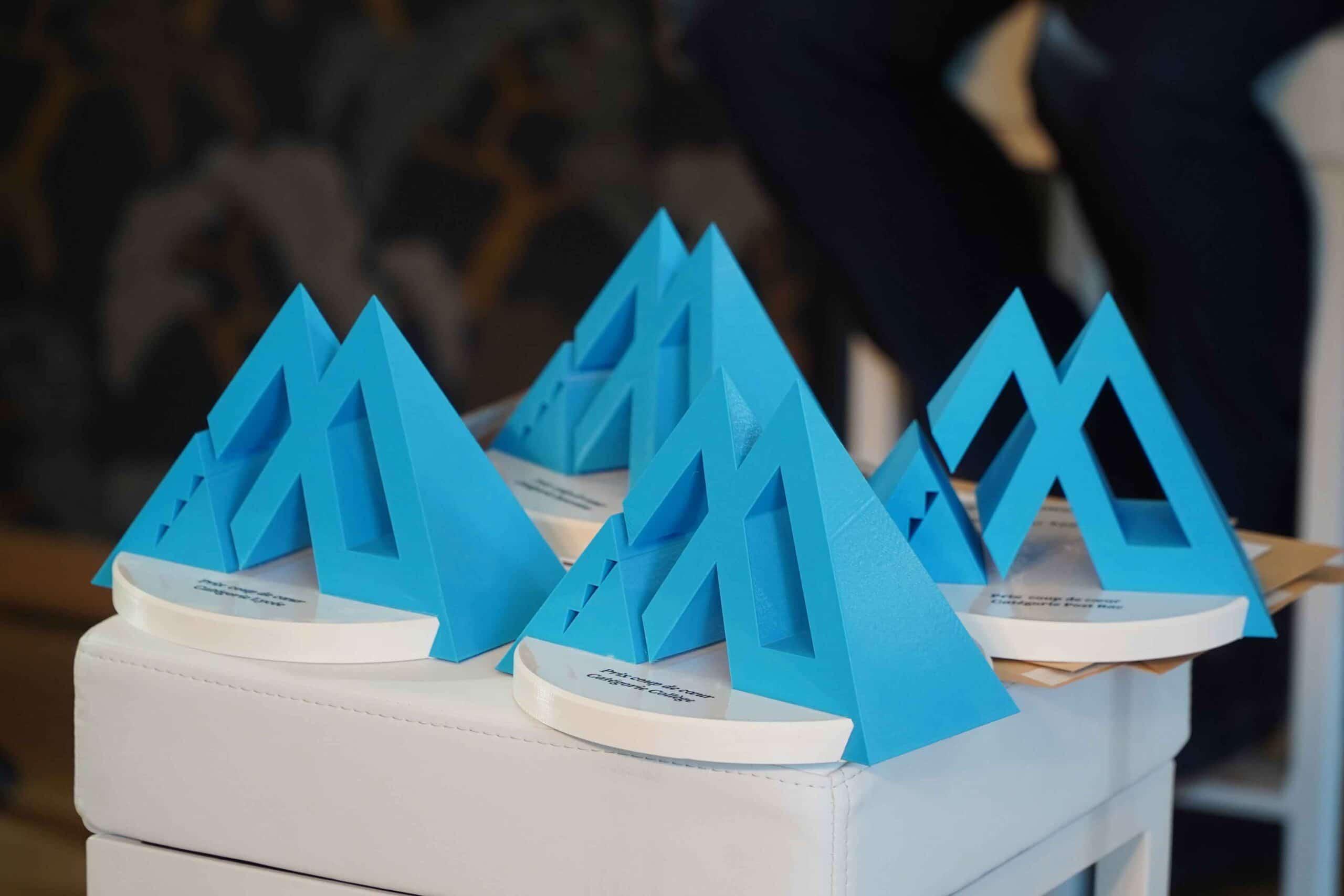 Cérémonie de remise des Prix festival des Mini-Entreprise AURA